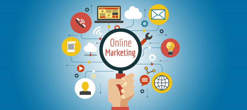 internet marketing a Salerno