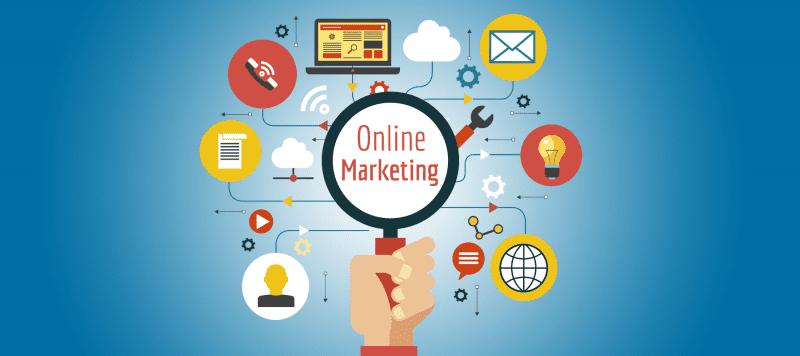internet marketing a Salerno